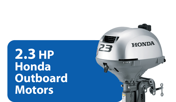 Outboard 2.3 HP