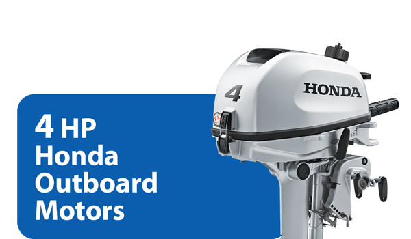 Outboards 4 HP