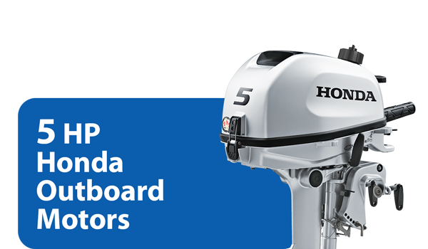 Outboards 5 HP